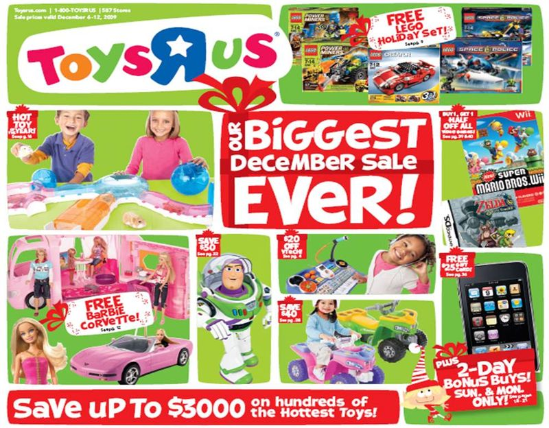 Catalog Of Toys 95