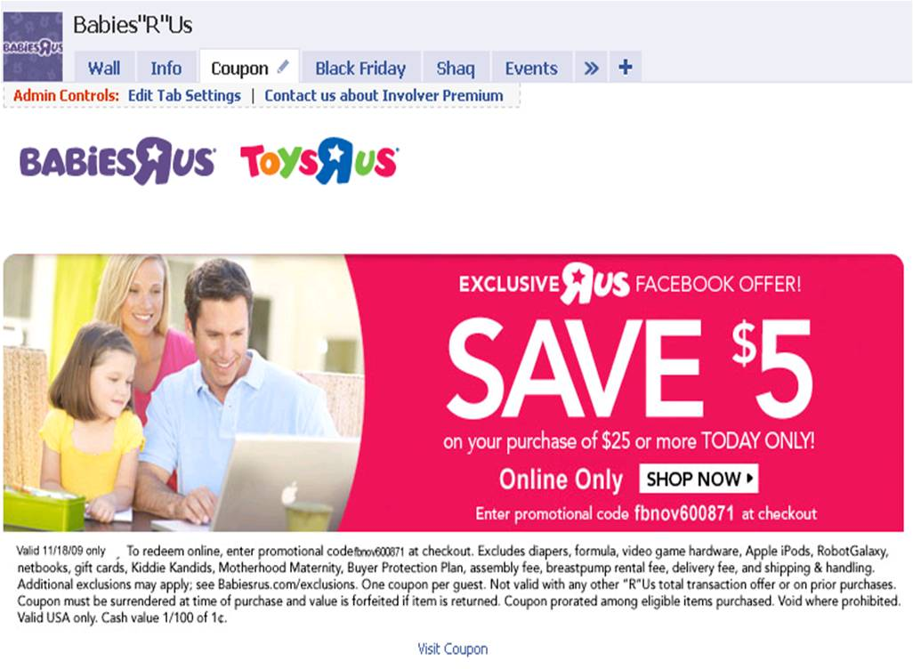 babies r us online coupon codes free shipping
